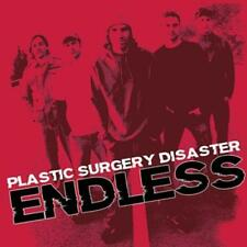 Plastic surgery Disaster-Endless-CD NEUF