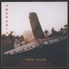 Amerasia/ Terry Allen  Brand New & Sealed- Fast Ship! CD/JO-15/56