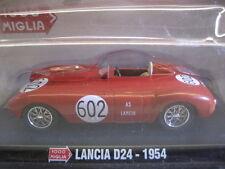 HACHETTE # LANCIA D24 1954 MILLE MIGLIA