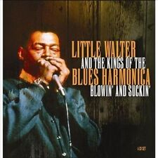 Little Walter & The Kings of the Blues Harmonica: Blowin' & Suckin' by Various Artists (CD, Jan-2013, 4 Discs, Proper Box (UK))