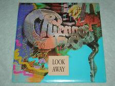 "CHICAGO Look Away 1988 P/S 7"" NM"