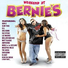 Berner - Weekend at Bernie's [New CD] Explicit