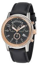 GALLIANO Parlez Moi D'Eternite Chronograph Uhr Chrono R2571601001