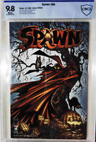 Spawn #88 Image 1999 CBCS 9.8 NM/MT Comic Book Key Todd McFarlane Greg Capullo