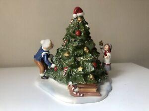 Villeroy & Boch Christmas Toys Kinder schmücken Baum Weihnachten