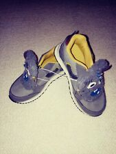 Jack And Jill Athletic Shoes Size 11 Gray Slip On