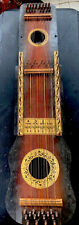Vintage Ukelin Musical Instrument 1920's Manufacturers Adv Co. Jersey City Usa