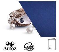 50 Artoz Papier Samsa Doppelkarten DIN A6 hoch 270g Farben Klappkarten Faltkarte