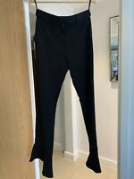 French Connection Flared Hem Smart Trousers Size 10