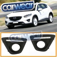 LED DRL Daytime Running Lights for Mazda CX-5 2012-2015