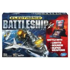 NEW HASBRO BATTLESHIP ELECTRONIC NAVAL COMBAT BOARD GAME - A3846