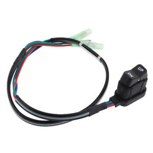 Trim Tilt Switch For Mercury Mariner Outboard Remote Control Box #87-16991A1