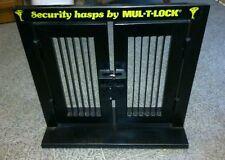 MUL T LOCK HASP PADLOCK  C13 FOR CONTAINER GATES METAL DOORS SECURITY
