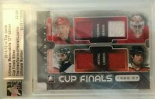2012-13 ITG Ultimate Mem. 12th Ed: Cup Finals Silver - Steve Yzerman