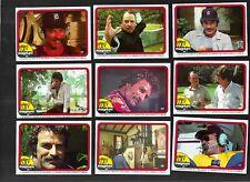 TOM SELLECK Donruss 1983 MAGNUM P.I. 66 card set