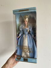 Princess Of The Danish Court Barbie - Collector's Edition - New Never Opened
