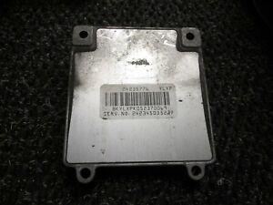 2005-2007 GM Saturn Ion TRANSMISSION CONTROL MODULE TCM 24235776