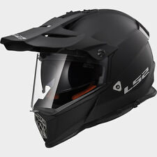 CASCO CROSS LS2 MX436 PIONEER MATT BLACK TG M