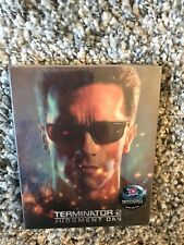 Terminator 2 Judgment Day Lenticular Steelbook Blu-ray NOVAMEDIA BRAND NEW