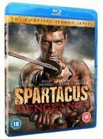 Spartacus - Vengeance [Blu-ray] [DVD][Region 2]