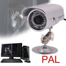 1200TVL HD Outdoor CCTV Surveillance Secure Camera IR DAY Night Video PAL S WE