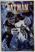 Batman Who Laughs #1 Mayhew TRADE Variant GEMINI SHIPPING