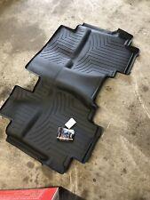 New Weathertech 2nd Row Black Toyota Tubdra Double Cab 2014-2019 440939