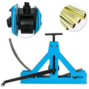 Heavy Duty TR-40 Tube Roller Bender Square Tube Flat Round Bar Ring Box Section