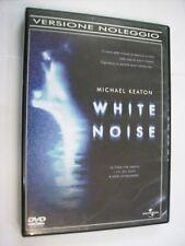 WHITE NOISE - DVD EX NOLEGGIO - VERY GOOD CONDITION - MICHAEL KEATON