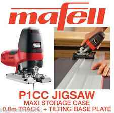 MAFELL P1CC  240V JIGSAW PACKAGE! SAW + CASE + 0.8M TRACK + TILTING BASE PLATE