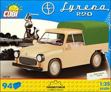 COBI Syrena R20 (24538) - 94 elem. - Polish utility car