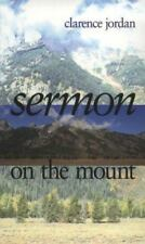 Sermon on the Mount (Koinonia Publication) by Clarence Jordan