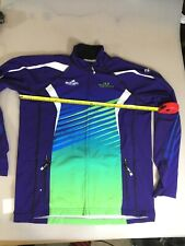 Mt Borah Teamwear Run Running Wind Jacket Size Medium M (6910-97)