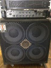 David Eden Bass amp