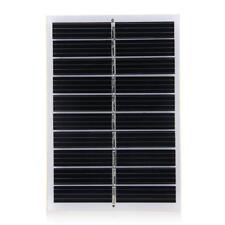 5V 160mA 0,8W Piastra ad Energia Solare Ricarica Cellulari Smartphone 100x 70 mm