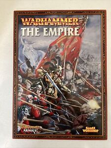 Warhammer Armies:The Empire Softcover Book By Games Workshop