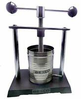 BEST PRICE Tincture Press Herbal Oil 1ltr /1000ml -Brand BEXCO DHL Ship