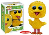 "Pop! Vinyl--b'Sesame Street - Big Bird 6"" Pop! Vinyl'"