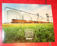 BNSF RAILROAD 2016 ANNUAL REVIEW report