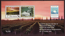 NEW ZEALAND 2004 BAYPEX 2004 HAWKES BAY STAMP SHOW UNMOUNTED MINT
