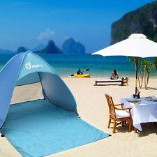 Sunshade Base Camp Folding Sun Shelter Outdoor Quick Cabana Beach Tent Portable