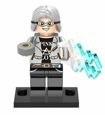 Quicksilver minifigure custom toy figure X-Men Apocalypse movie Cartoon