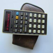 HP-25 Hewlett Packard Calculator HP 25