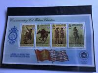 Isle of Man mint never hinged stamp sheet R21411