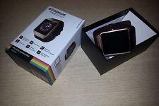 Polaroid Time Zero - Smartwatch 3G - Marrone/Oro - Android Smartphones/Iphone