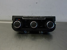 Volkswagen Caddy Climate Control Switch 2014Yr - 5HB01129248H20 (18530)