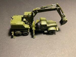 Arsenal M Resin UdSSR NVA  NOBAS UB 632 Autobagger Tieflöffel Grabgreifer   #930