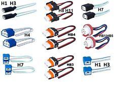 2 x H1 H3 H4 H7 H8 H11 HB1 HB5 HB3 HB4 Lampenfassung Lampensockel aus Keramik -