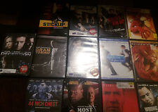 LOT 13 DRAMA ACTION DVDs SYRIANA SPIDERMAN GRAN TORINO TENDERNESS CATCH SHOOT