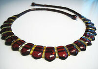 Genuine  Beautiful Baltic Amber Necklace 14 g !